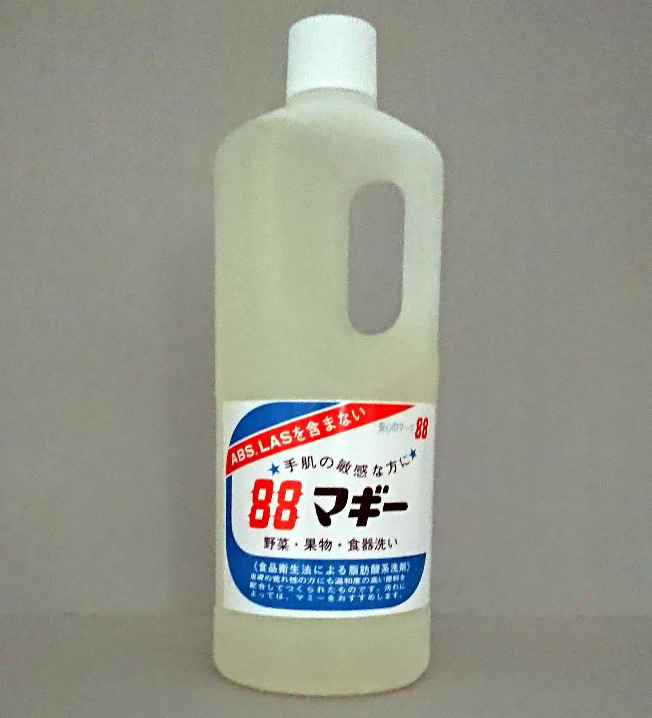 食器用液体洗剤です。食器用液体洗剤 マギー